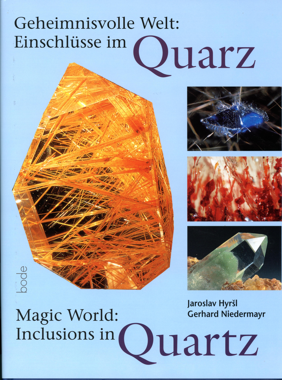Geheimnisvolle Welt: Einschlüsse im Quarz