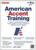 American Accent Training with 6 Audio CDs