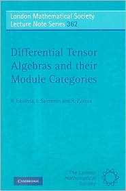 Differential Tensor Algebras and Their Module Categories