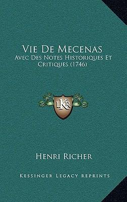 Vie de Mecenas
