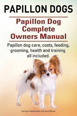 Papillon dogs. Papil...