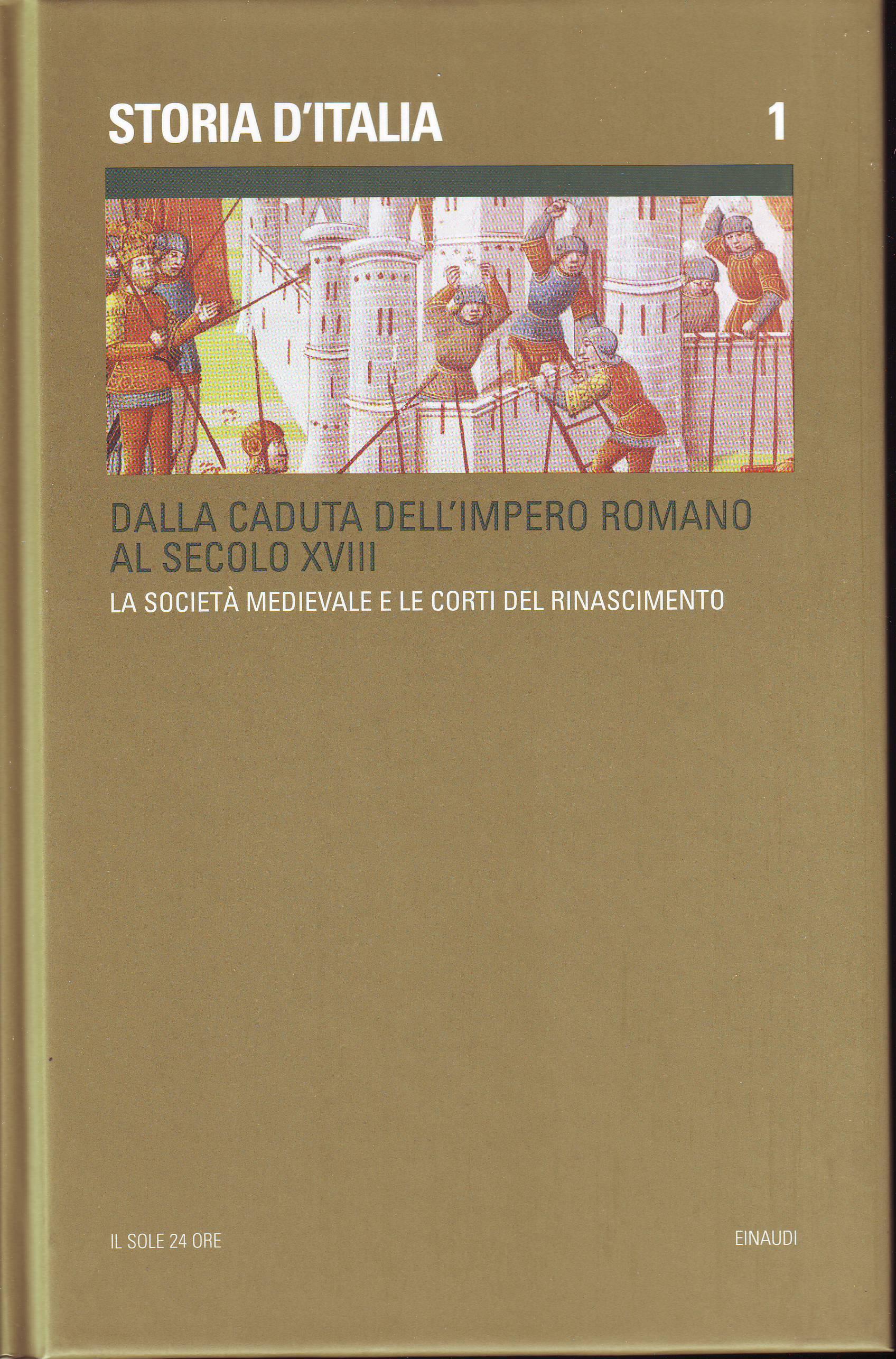 Storia d'Italia - Vol. 1