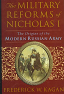 The Military Reforms of Nicholas I