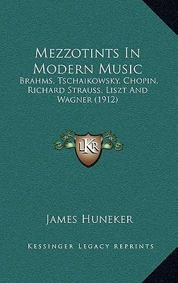 Mezzotints in Modern Music