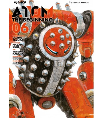 Atom - The beginning vol. 6