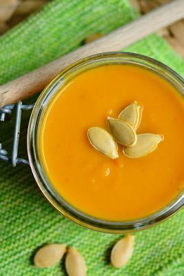 Pumpkin Soup Journal