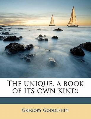The Unique, a Book of Its Own Kind