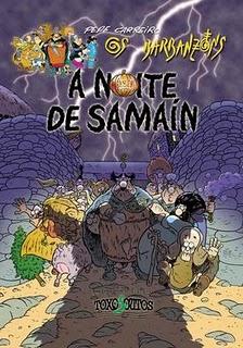 A NOITE DE SAMAIN (OS BARBANZÓNS)