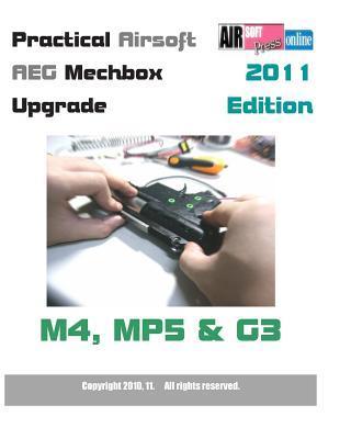 Practical Airsoft AEG Mechbox Upgrade 2011 M4, MP5 & G3