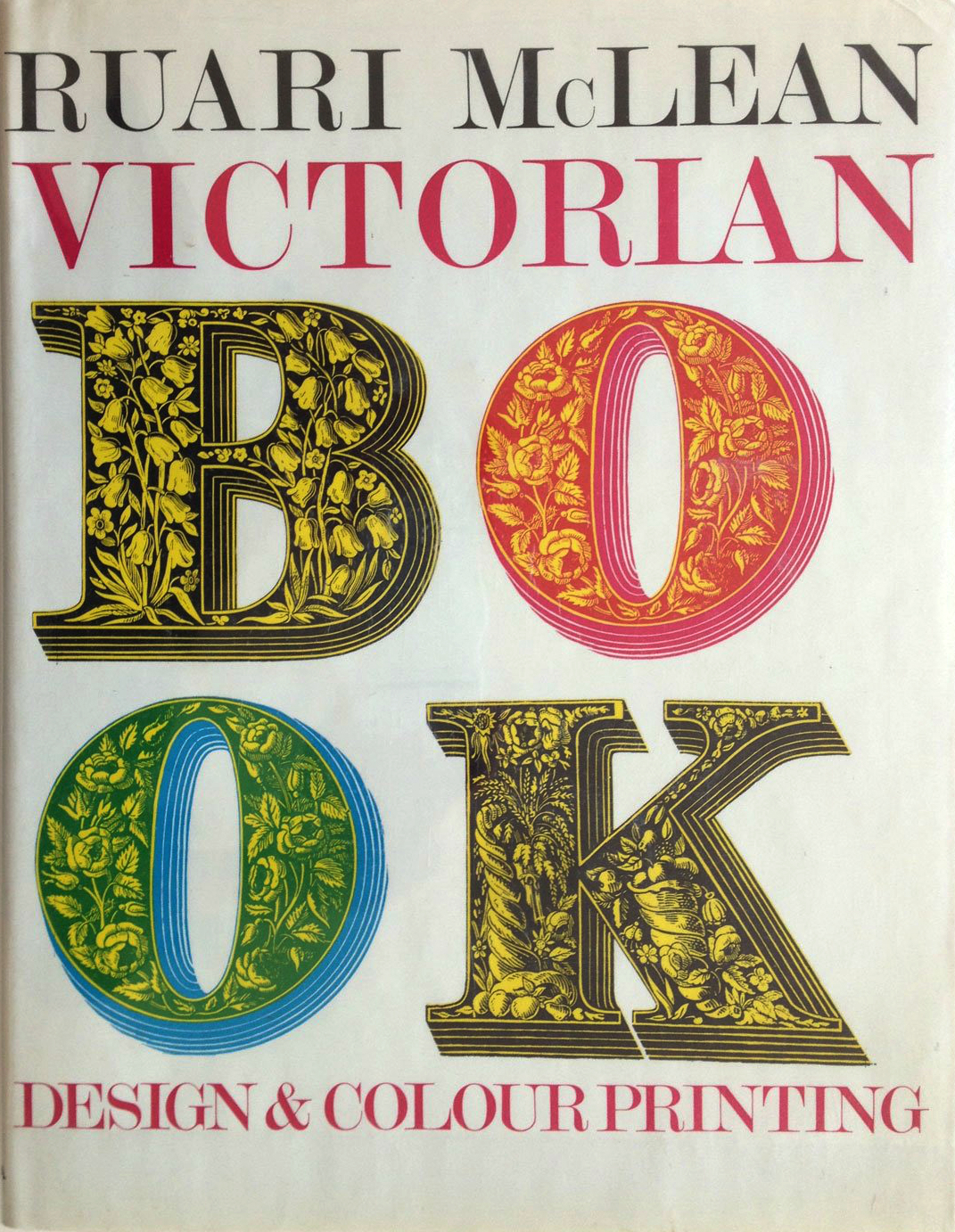 Victorian Book Design and Colour Printing