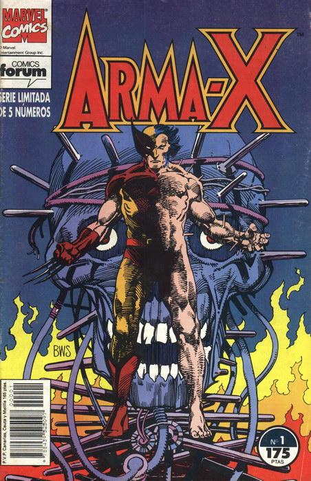 Arma-X Vol.1 #1 (de ...