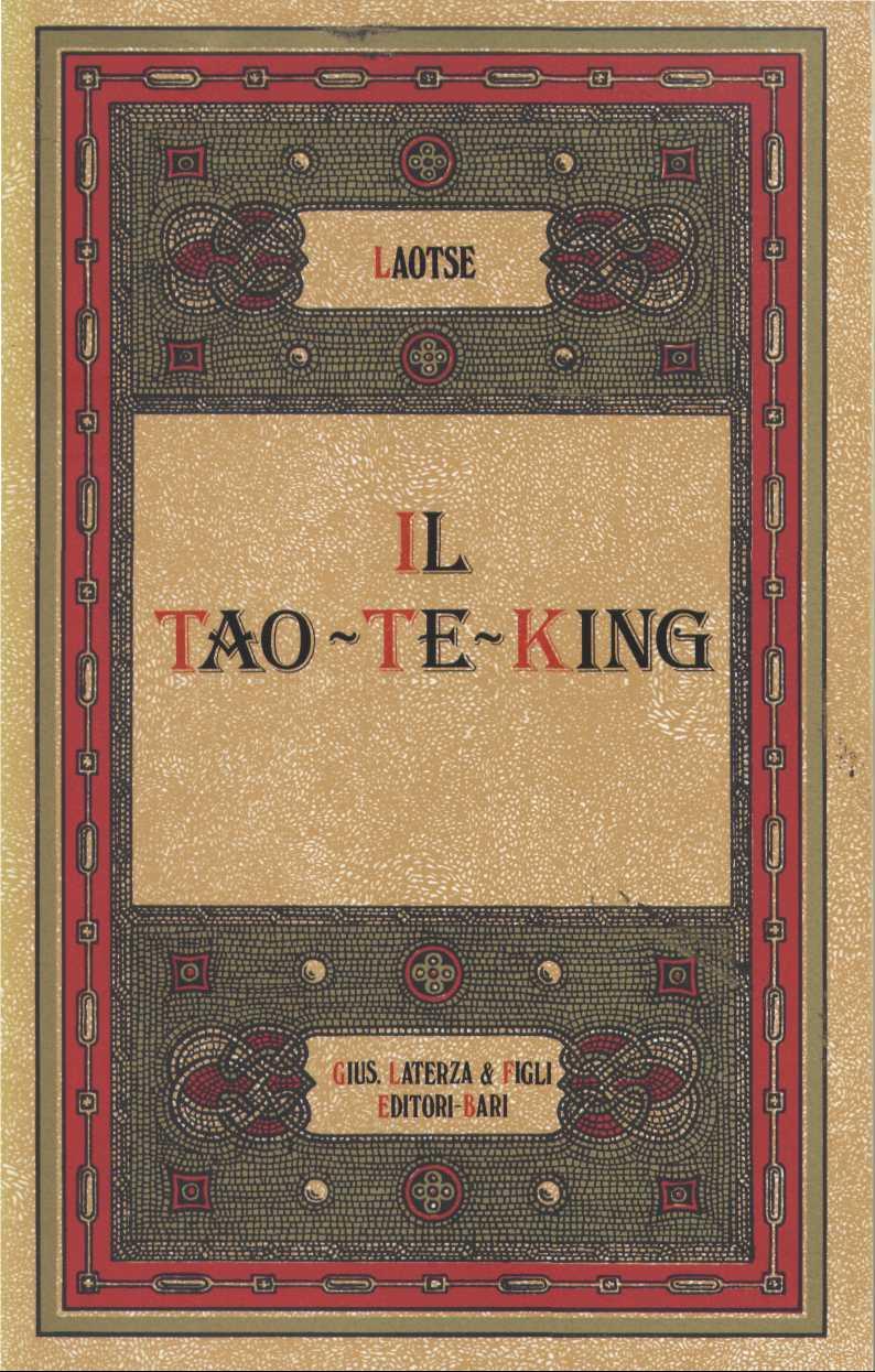 Il tao-te-king