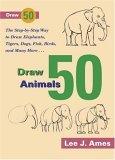 Draw 50 Animals