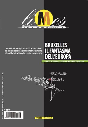 Limes: rivista italiana di geopolitica, 3/2016