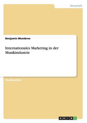 Internationales Marketing in der Musikindustrie