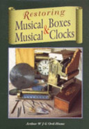Restoring music boxes and musical clocks