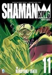 Shaman King Perfect Edition vol. 11