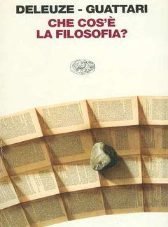 Che cos'è la filosofia?