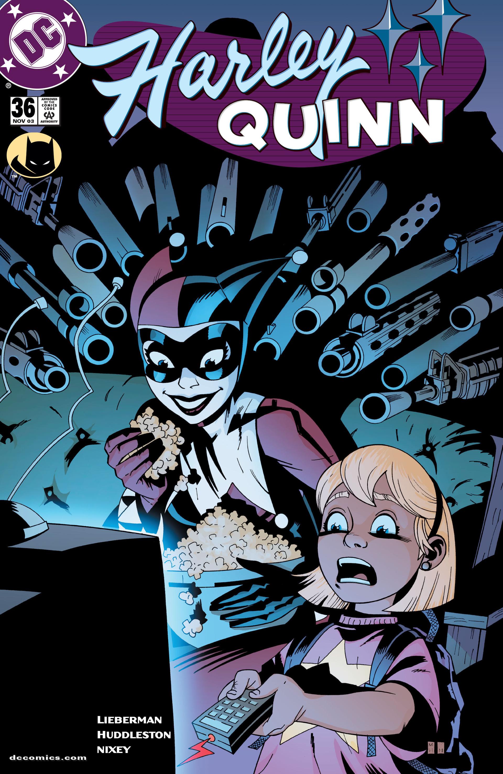 Harley Quinn Vol.1 #36