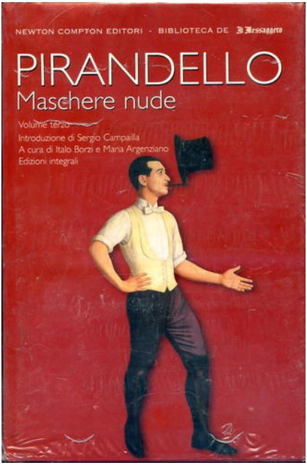 Maschere nude - Vol....