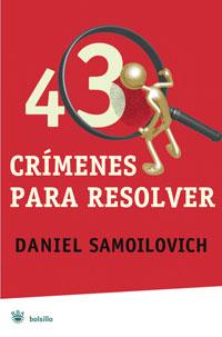 43 crímenes para resolver