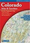 Colorado Atlas and Gazetteer, Eighth Edition