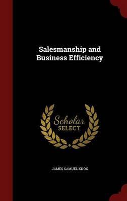 Salesmanship and Bus...