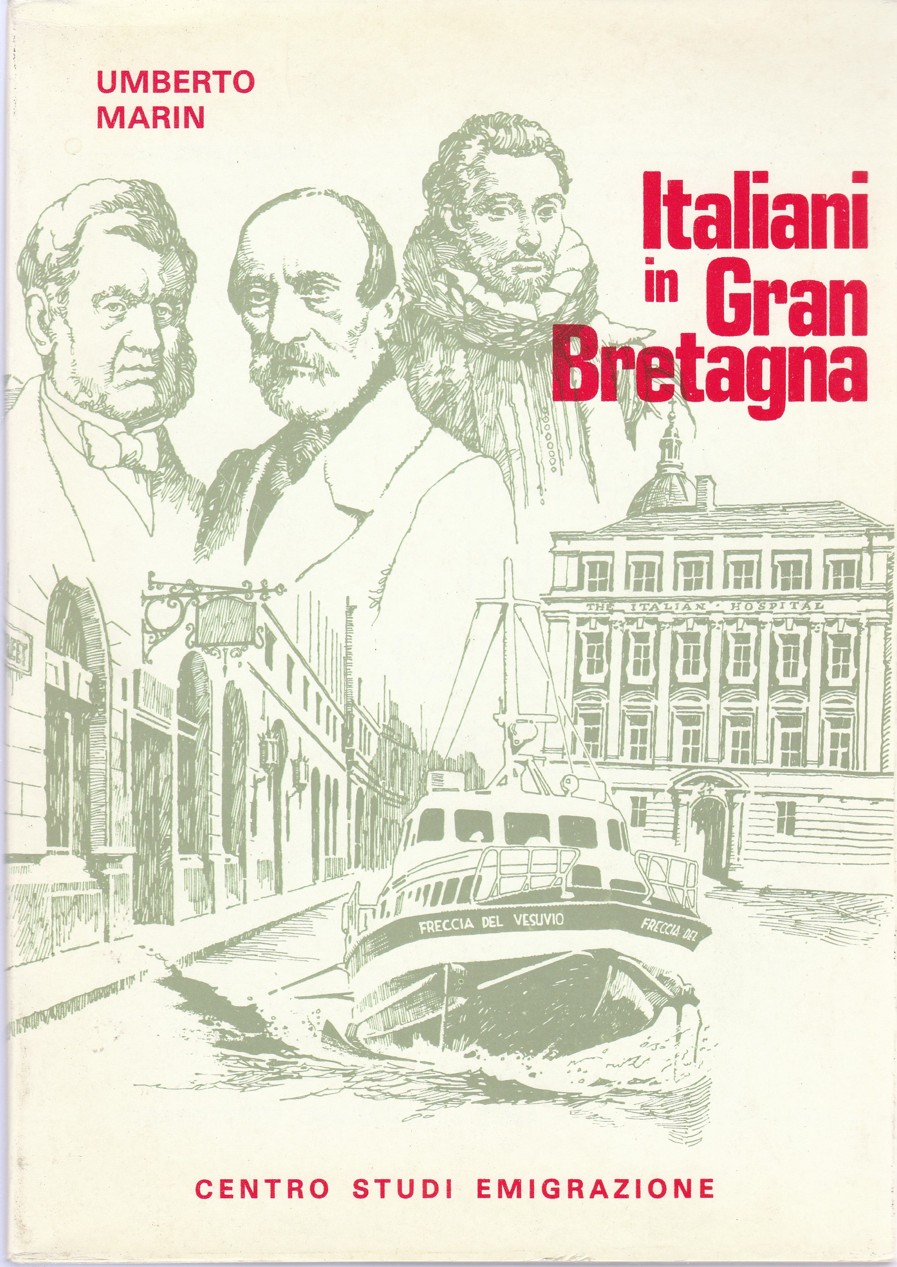 Italiani in Gran Bretagna