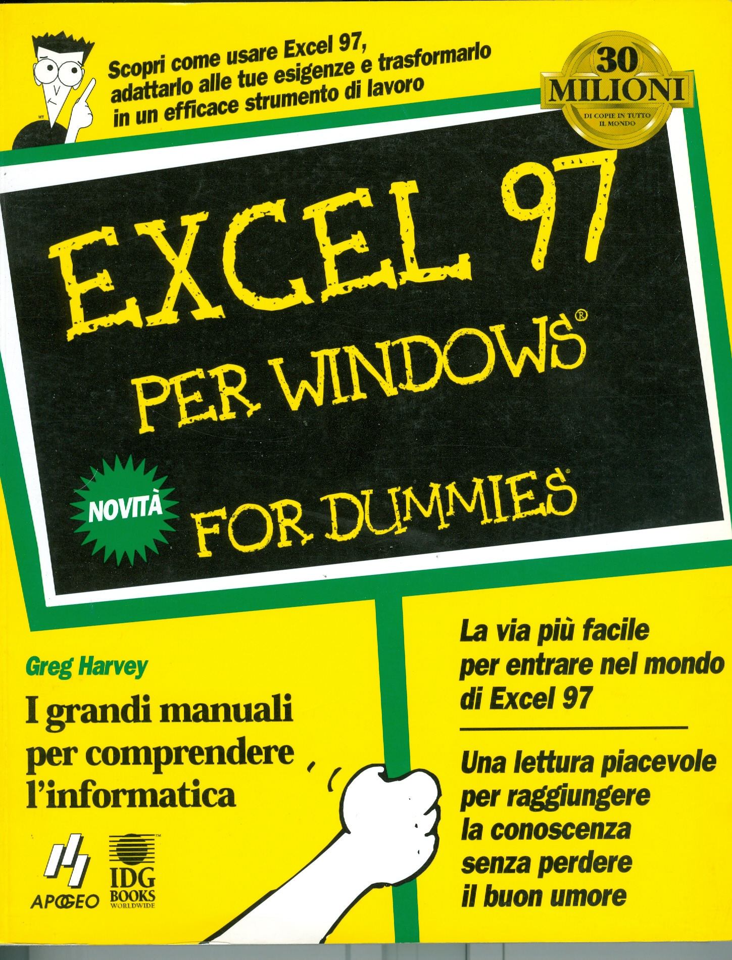 Excel '97 per Windows for Dummies