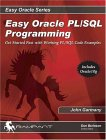 Easy Oracle PL/SQL Programming