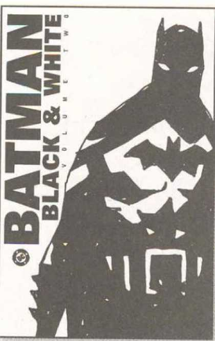 Batman Black and Whi...