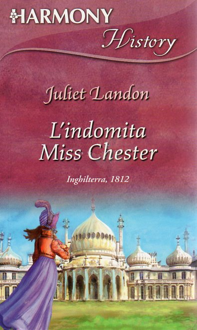 L'indomita Miss Chester