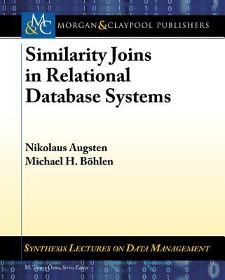 Similiarity Joins in Relational Database Systems