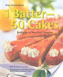 1 Batter, 50 Cakes