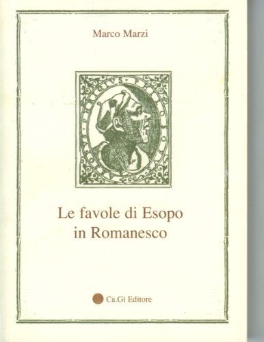 Le favole di Esopo in romanesco