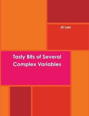 Tasty Bits of Several Complex Variables