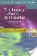 The Legacy of Franz Rosenzweig