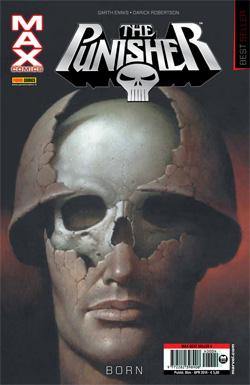 Punisher : Born