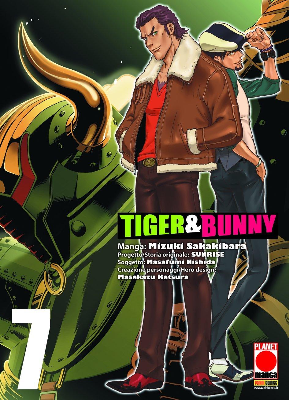 Tiger & Bunny vol. 7