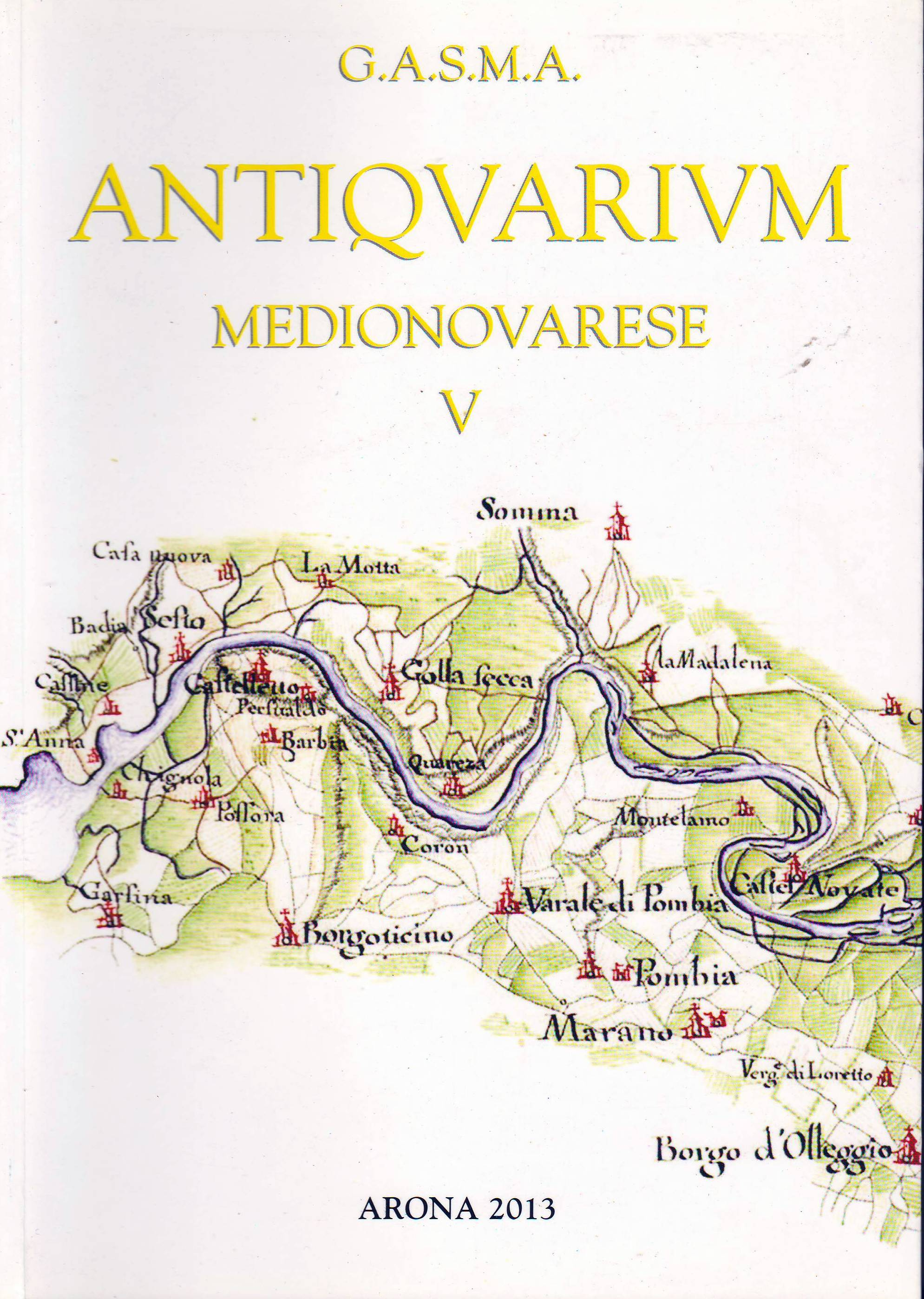 Antiquarium medionovarese vol. 5