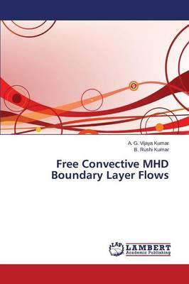 Free Convective MHD Boundary Layer Flows