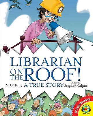 Librarian on the Roof