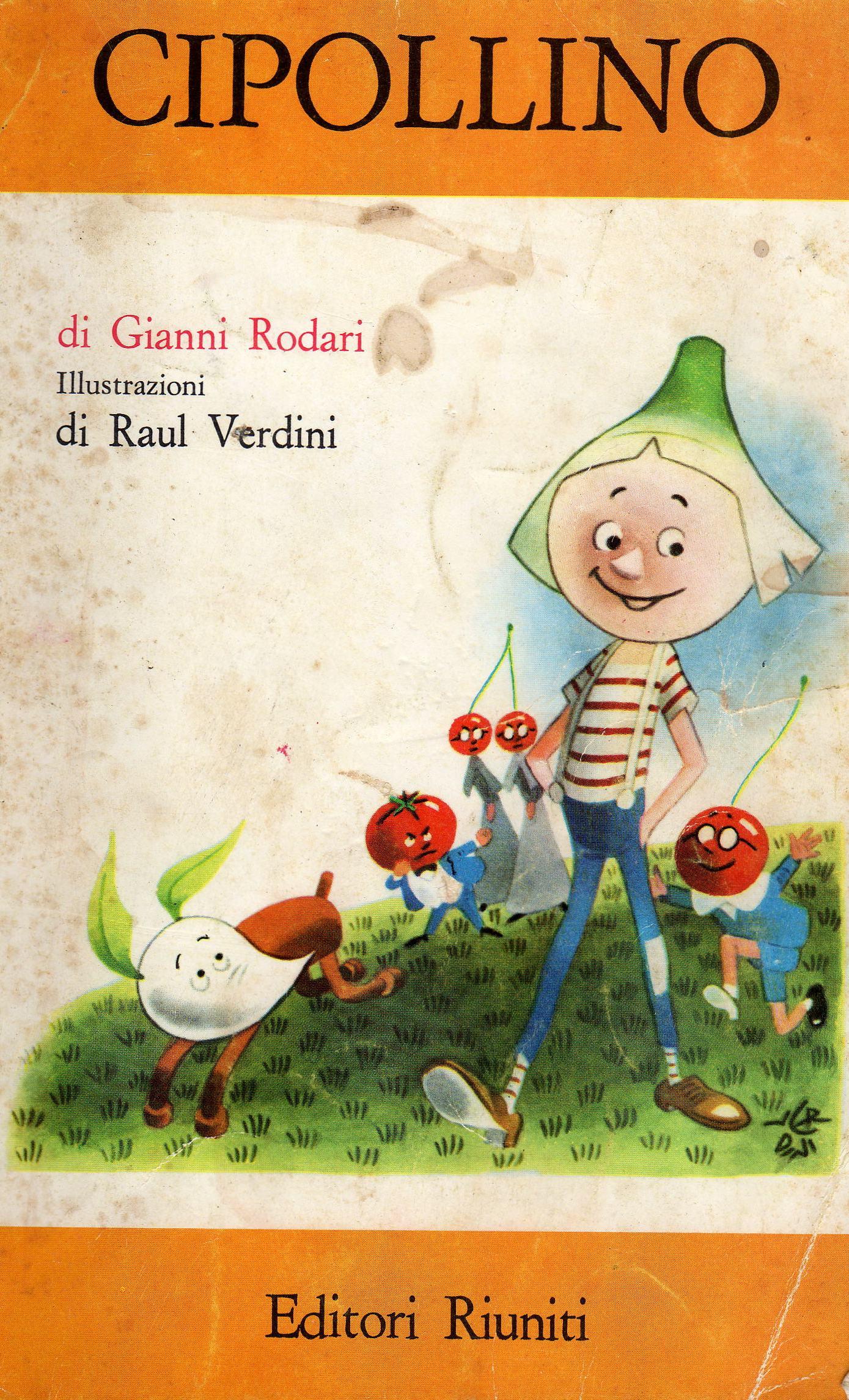 Cipollino Gianni Rodari 32 Recensioni Editori Riuniti