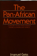 The Pan-African Movement