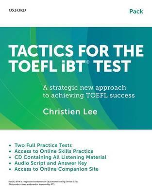Tactics for the TOEFL iBT® Test