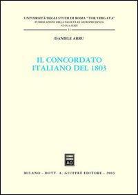 Il concordato italiano del 1803