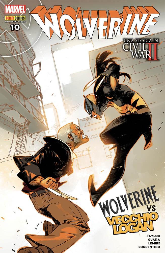 Wolverine n. 336