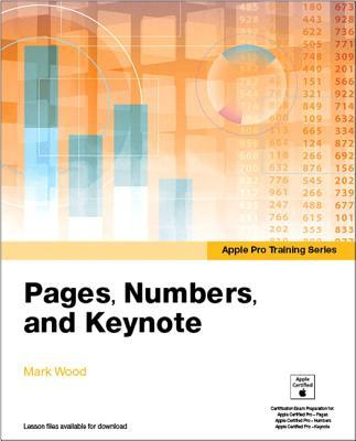 Pages, Numbers, and ...