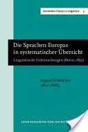 Die Sprachen Europas in systematischer Übersicht
