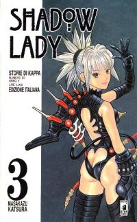Shadow Lady vol. 3